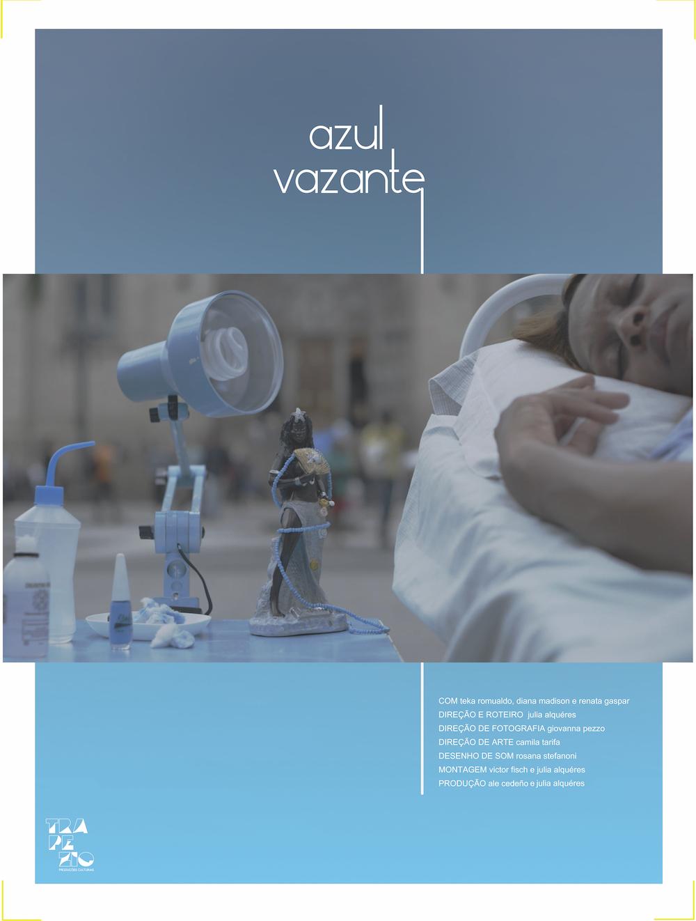 AZUL VAZANTE- POSTER OFICIAL copia